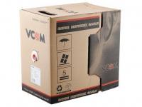 Кабель VCOM FTP 4 пары кат.5е (бухта 305м) p/n: VNC1110