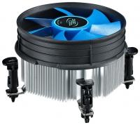 Вентилятор Deepcool THETA 21 PWM Soc-1150/1155/1156 4pin 18-26dB Al 95W 370g клипсы