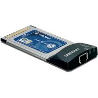 Адаптер Trendnet TEG-PCBUSR 32-х разрядный гигабитный адаптер CardBus PC Card