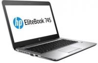 Ноутбук HP EliteBook 745 G3 UMA PRO A12-8800B 745 / 14 FHD SVA AG / 8GB 2D / 256GB TLC / W7p64W10p / 3yw / Webcam / kbd DP Backlit / Intel AC 2x2+BT / FPR / No NFC