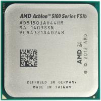 Процессор AMD Athlon 5150 Socket-AM1 (AD5150JAH44HM) (1.6/5000/2Mb/Radeon HD 8400) Kabini OEM