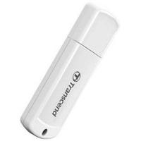 Флеш Диск Transcend 4Gb JetFlash 370 TS4GJF370 USB2.0 белый
