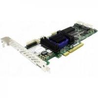 Контроллер Adaptec ASR-6805E (PCI-E v2 x4, LP) SGL SAS 6G, RAID 0,1,10,1E, 8port(int2*SFF8087), 128Mb onboard, Каб.отдельно