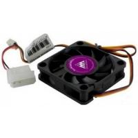 Вентилятор для корпуса Glacialtech IceWind 6015 60x60x15 3pin+4pin (molex) 25dB 75g BULK