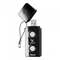 Звуковая карта Asus USB Xonar U3 (C-Media CM6400 Nitrogen D2) 2.1 (5.1 digital S/PDIF out Dolby Digital Live) RTL