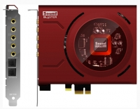 Звуковая карта PCI-E x1 CREATIVE Sound Blaster Z (SB1502),  5.1, oem [30sb150200000]