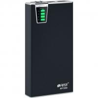 HIPER Power Bank MP15000 Black Мобильный аккумулятор 15000mAh, чёрный