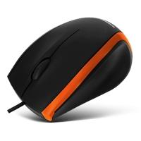 CROWN CMM-009 черная/оранжевая