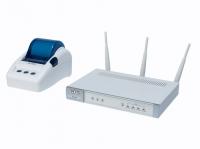 Маршрутизатор ZyXEL N4100 802.11n/b/g беспроводной с принтером для (хот-спота) в Интернет