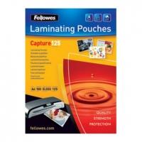 Пленка для ламинирования Fellowes 125 мкм Key Card (65х95мм) 100 шт. глянцевая (FS-53067)
