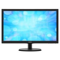 """Монитор Philips 21.5"""" 223V5LSB (00/01) Glossy-Black TN LED 5ms 16:9 DVI 10M:1 250cd"""