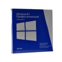 Программное обеспечение Windows 8.1 Pro  x32 Russian 1pk DSP OEI DVD  FQC-06968