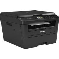 МФУ Brother DCP-L2560DWR лазерный принтер/сканер/копир, A4, 30 стр/мин, 2400x600 dpi, 64 Мб, дуплекс, подача: 251 лист., вывод: 100 лист., Post Script, Ethernet, USB, Wi-Fi, цветной ЖК-дисплей (старт к-ж 1200 стр) (замена DCP-7070DWR)