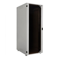Шкафы, стойки , кронштейны ЦМО! Шкаф телеком. напольный 22U (600x600) дверь стекло (ШТК-M-22.6.6-1AAA) (2 коробки)