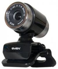 Веб-камера SVEN IC-720 black (SV-0601IC720A)