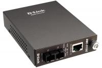 Конвертор D-Link DMC-515SC/D6B, Fast Ethernet Twisted-pair to Fast Ethernet Single-mode Fiber (15km, SC) Media Converter Module