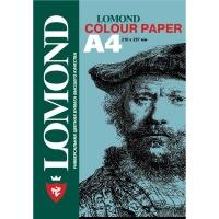 Офисная цветная бумага LOMOND, Ocean (Светло-голубой), A4, 160 г/м2, 125 листов, пастельный тон.