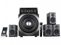 Колонки Edifier S760D Black <5.1, 60Wx5 + 240W, проводной пульт, RMS>