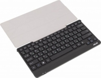 Клавиатура Asus для планшетных компьютеров PAD-16 TRANSKEYBOARD BK/RU/BT/10 for M80TA/All Tablets/Padfone A86/A68/A80/M80 черный (90XB01IP-BKB070)