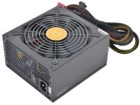 Блок питания  Chieftec 1000W Retail APS-1000CB МОДУЛЬНЫЙ, v.2.3/EPS, 80+BRONZE >85%,  A.PFC, 4x PCI-E (6+2-Pin), 9x SATA, 3x MOLEX, Fan 14cm