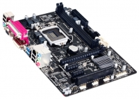 Материнская плата GIGABYTE GA-B85M-D3V Soc-1150 Intel B85 mATX AC`97 8ch(7.1) GbLAN+VGA+DVI