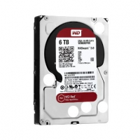 Жесткий диск WD Original SATA-III 6Tb WD60EFRX NAS Red (5400rpm) 64Mb 3.5""