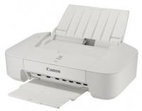 Принтер Canon PIXMA iP2840 (8745B007), 4-цветный струйный A4, 8 (5 цв) изобр./мин, 4800x600 dpi, подача: 60 лист., USB, печать фотографий (EOL)