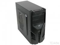 """Корпус 3Cott 3C-ATX137G """"Nemesis"""" для игрового компьютера, ATX, блок питания 700 Вт 80+ PFC, выходы USB 2.0x2, HD Audio, размер 390*195*405 мм"""
