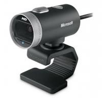 Камера Web Microsoft LifeCam Cinema for Business OEM черный 0.9 (1280x720) USB2.0 с микрофоном