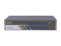 TRENDNET TK-1601R, 16-Port PS/2 Rack Mount KVM Switch