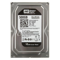 Жесткий диск WD Original SATA-III 500Gb WD5003AZEX Black (7200rpm) 64Mb 3.5""