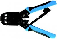 Инструмент Инструмент HT-2008AR для обжима разъемов RJ-45, RJ-12, RJ-11, профи