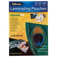 Пленка для ламинирования Fellowes 100 мкм A4 100 шт. глянцевая (FS-53511)