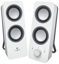 Колонки (980-000811) Logitech Z200 (2.0) White