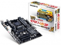 Материнская плата Asrock 970 Pro3 R2.0 Soc-AM3+ AMD 970 4xDDR3 ATX AC`97 8ch(7.1) GbLAN RAID