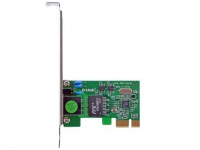 Сетевой адаптер D-Link DGE-560T, PCI Express, Gigabit Network Adapter, 1000 Base-T, UTP (OEM)