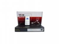 Переключатель-разветвитель HDMI 3 =>1 VCOM <VDS8030>