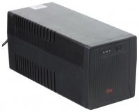 Источник бесперебойного питания 3Cott 1000VA-3SE 580W AVR 3*Shuko линейно-интерактивный