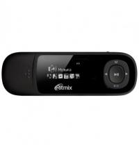 МР3/MPEG4-плееры Ritmix MP3 плеер RITMIX RF-3450 8Gb black
