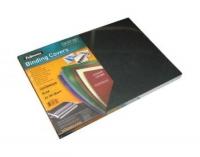 Обложка для переплёта Fellowes FS-53744 A3 черный 250г/кв.м (100шт)