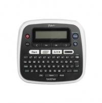 Принтер для наклеек Brother P-Touch PT-D200VP (ленты TZe 3,5/6/9/12 мм, 20 мм/с, 180т/д, ручной обрез, БП, кейс, лента 12мм/4м, замена PT-1280VP)