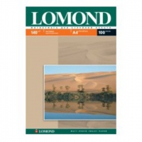 Бумага Lomond 0102074 A4/140г/м2/100л. матовая для струйной печати до 2880dpi hv