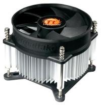 Вентилятор Thermaltake CLP0556-B Soc-1150/1155/1156 4pin 19-32dB Al 95W 321g винты