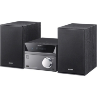 Музыкальный центр Sony CMT-SBT40D Микросистема CD,DVD,USB,FM,50,Blth,NFC