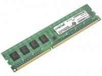 Модуль памяти  DDR3 2Gb 1600MHz Crucial CT25664BD160BJ RTL PC3-12800 CL11 DIMM 240-pin 1.35В