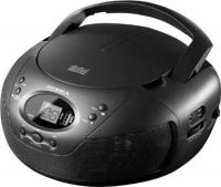 Магнитола(бумбоксы) SUPRA BB-CD121U Black