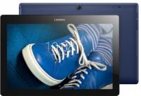 "Планшет Lenovo TB2-X30L (TAB 2 A10-30) MSM8909 (1.3) 4C/RAM1Gb/ROM16Gb 10.1"" IPS 1280x800/3G/4G/Android 5.1/синий/5Mpix/2Mpix/BT/WiFi/Touch/microSDHC 32Gb/GPRS/EDGE/minUSB/7000mAh/10hr"