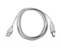 Кабель CCF2-USB2-AMBM-15 USB 2.0 Pro Кабель  Gembird/Cablexpert , AM/BM, 4.5м, экран,2феррит.кольца, черный, пакет