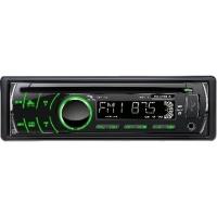 SUPRA SCD-4002DCU (Серия Shock. Двойная подсветка кнопок. Мощность 4x70Вт. AM / FM / УКВ радиоприемник. 2-канальный линейный выход (RCA). Аудио вход на передней панели. USB вход на передней панели. Разъем для SD/MMC карт. Разъем ISO-типа.)