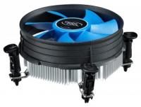 Вентилятор Deepcool THETA 9 PWM Soc-1150/1155/1156 4pin 18-45dB Al 95W 269g клипсы низкопрофильный
